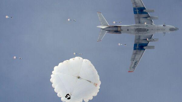 truppe aviotrasportate russe - Sputnik Italia