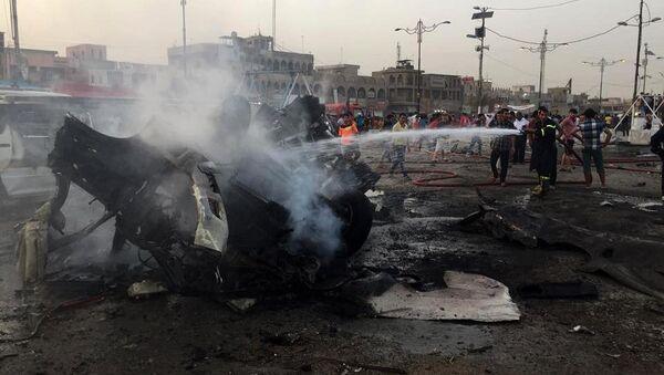 Esplosione in Iraq - Sputnik Italia