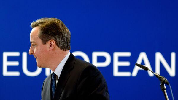 David Cameron - Sputnik Italia