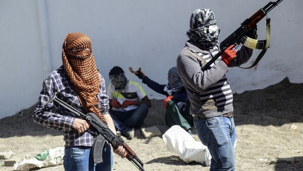 Militanti del partito curda PKK - Sputnik Italia