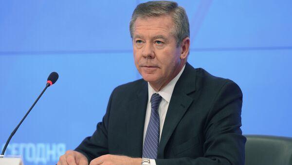 Il vice ministro degli esteri russo Gennadij Gatilov - Sputnik Italia