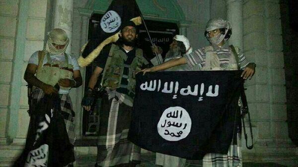 Terroristi dell'al Qaeda - Sputnik Italia