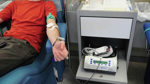 Transfusione di sangue - Sputnik Italia