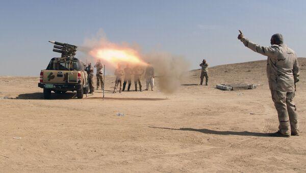 Esercito iracheno attacca Daesh - Sputnik Italia