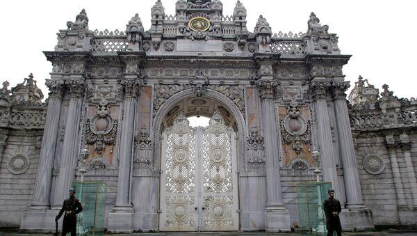Il palazzo Dolmabahce a Istanbul - Sputnik Italia