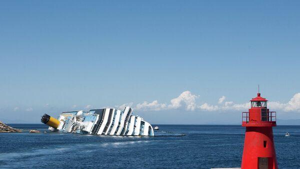 Costa Concordia possa essere stata usata per il trasposto della droga? - Sputnik Italia