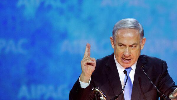 Il Primo ministro d`Izraele Benjamin Netanyahu - Sputnik Italia