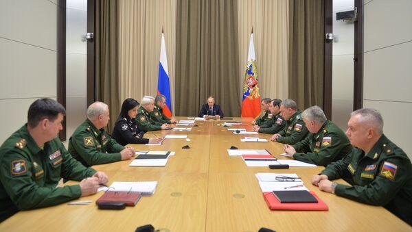 Forze armate russe - Sputnik Italia