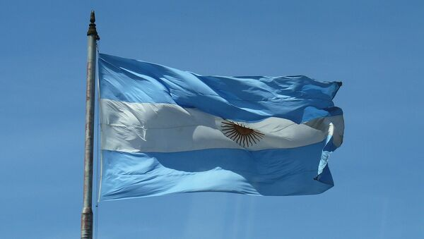 Bandiera Argentina - Sputnik Italia