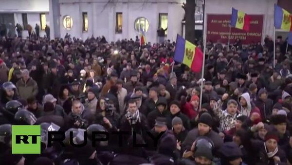 Proteste in Moldavia - Sputnik Italia