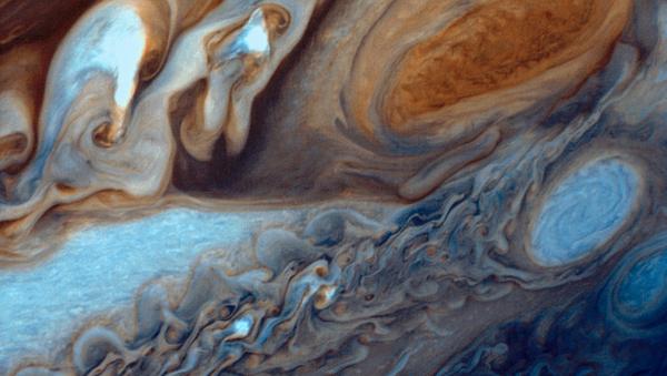 Фрагмент планеты Юпитер - Sputnik Italia