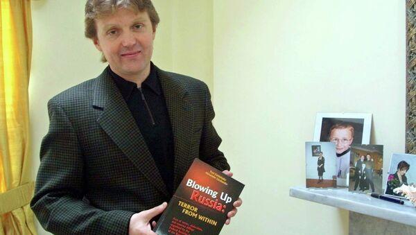 Alexander Litvinenko - Sputnik Italia