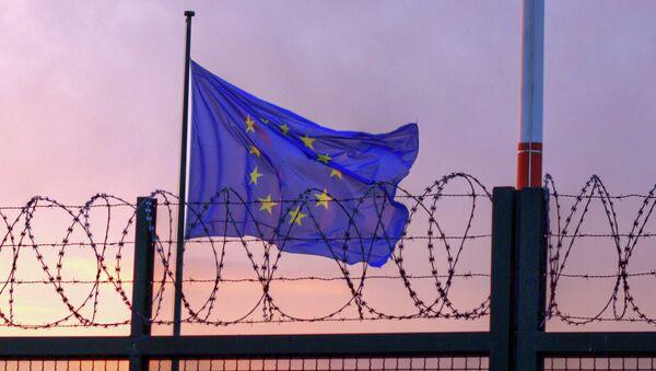 Schengen, bandiera dell'Europa - Sputnik Italia