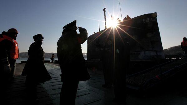 La costruzione della quinta generazione di sottomarini non nucleari della classe Kalina, dotati di sistemi di propulsione indipendenti dall'aria, partiranno dopo il 2020. - Sputnik Italia