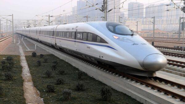 Linea ad alta velocità in Cina - Sputnik Italia