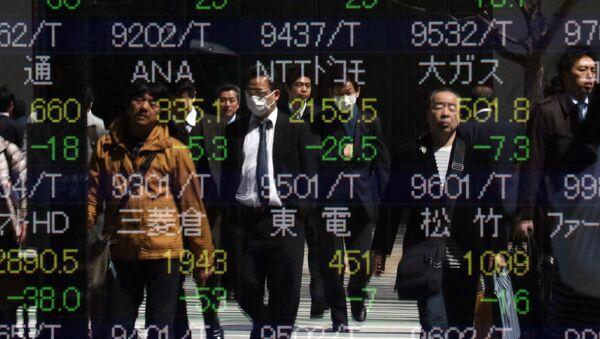 Borsa di Tokyo - Sputnik Italia