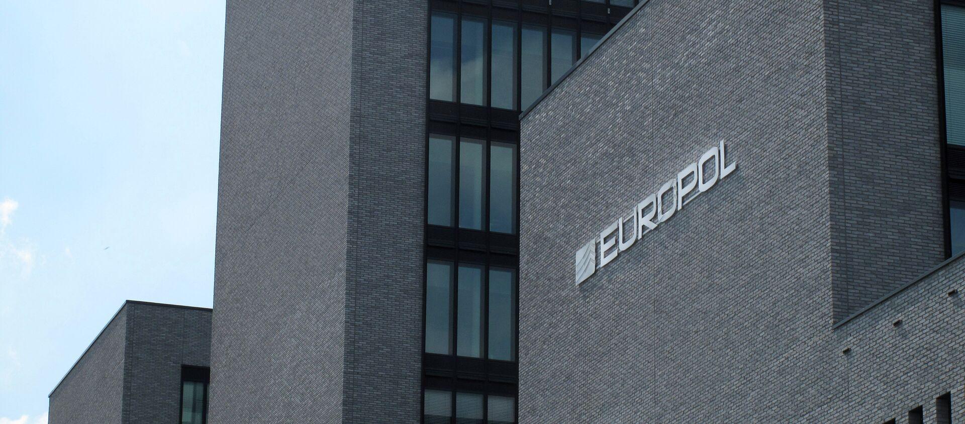 La sede del Europol - Sputnik Italia, 1920, 15.09.2020