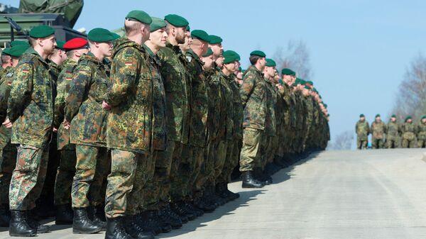 Soldati dell'esercito tedesco - Sputnik Italia