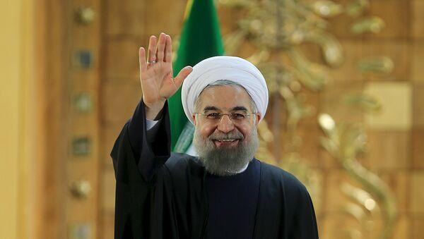 Il presidente iraniano Hassan Rohani - Sputnik Italia