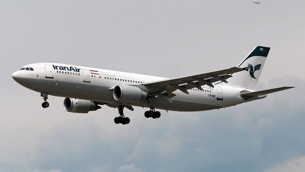 aereo Iran AIr - Sputnik Italia