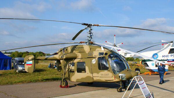 Ka-226T - Sputnik Italia