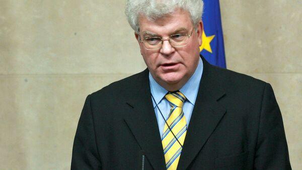 Rappresentante della Russia presso la UE Vladimir Chizhov - Sputnik Italia