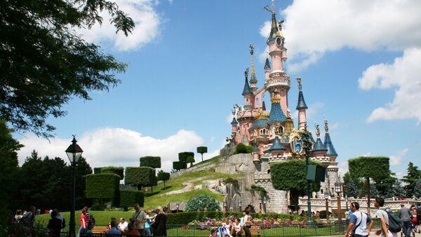 Disneyland a Parigi, Franci - Sputnik Italia