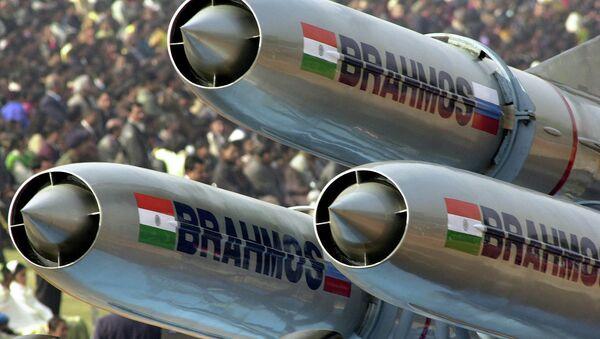 Missile supersonico da crociera Brahmos - Sputnik Italia