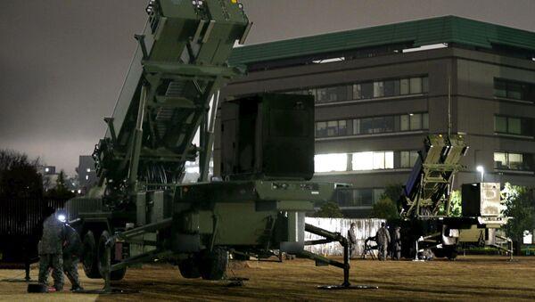 Sistema di difesa antiaerea Patriot a Tokyo contro minaccia Corea del Nord - Sputnik Italia