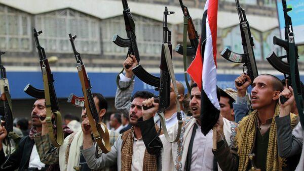 Yemen, ribelli Huthi - Sputnik Italia