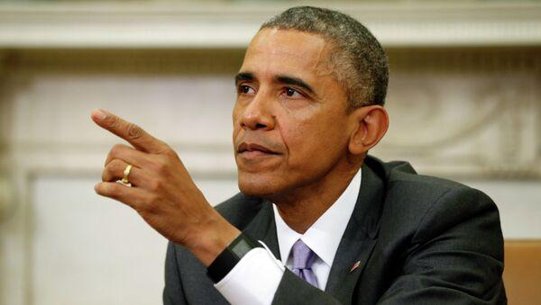 U.S. President Barack Obama talks about Iran - Sputnik Italia
