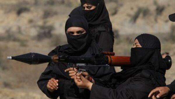 Le donne in Pakistan combattono anche contro il terrorismo. Con i visi coperti - Sputnik Italia