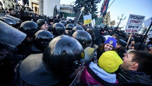 Proteste a Kiev - Sputnik Italia
