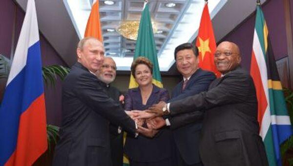 I leader dei paesi Brics - Sputnik Italia