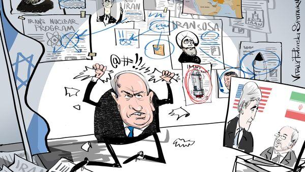L'incubo di Netanyahu - Sputnik Italia