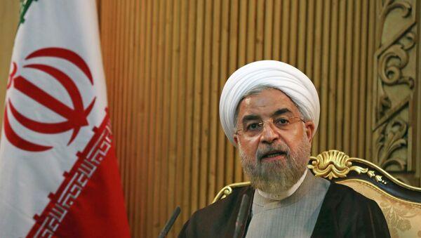 Presidente dell'Iran Hassan Rouhani - Sputnik Italia