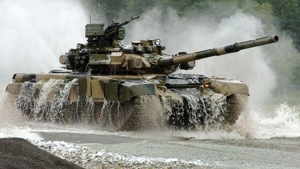 Tank russo T-90S - Sputnik Italia
