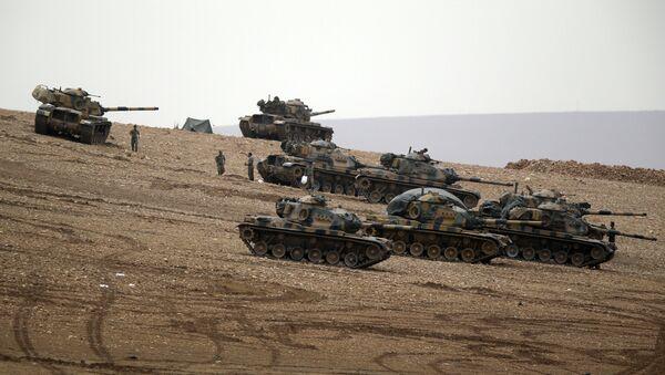 Carri armati della Turchia - Sputnik Italia