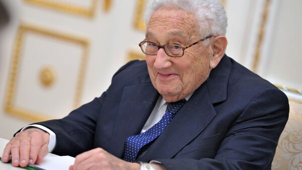 Henry Kissinger - Sputnik Italia