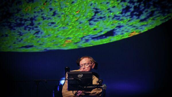 Stephen Hawking - Sputnik Italia