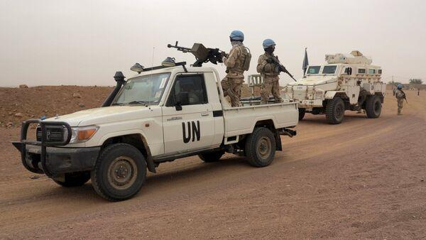 La missione ONU a Kidal, Mali (foto d'archivio) - Sputnik Italia