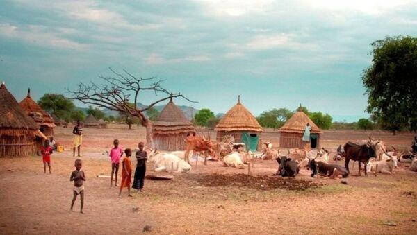 Indigenous Anuak people, Ethiopia - Sputnik Italia