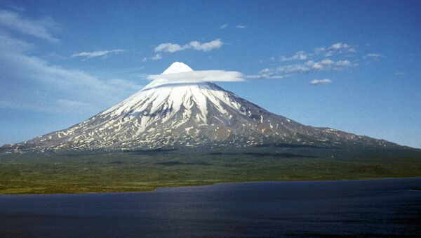 Vulcano in Kamchatka - Sputnik Italia