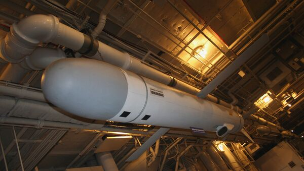 Missile USA Tomahawk - Sputnik Italia