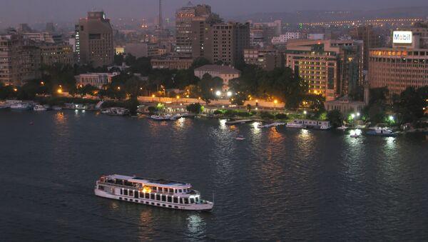 Cairo di notte - Sputnik Italia