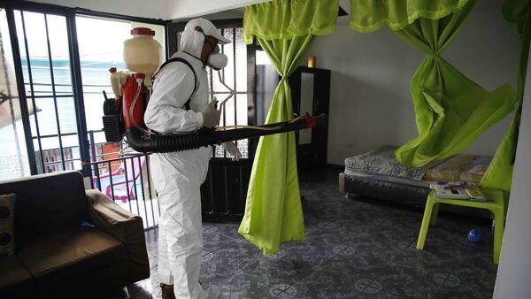 Virus Zika - Sputnik Italia
