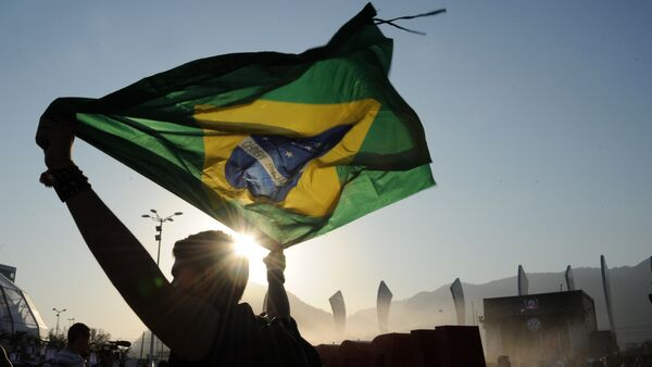 La bandiera del Brasile - Sputnik Italia