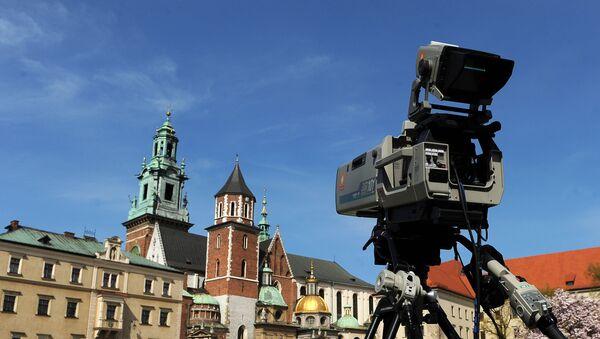 Una camera TV - Sputnik Italia