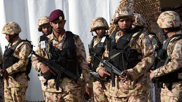 Members of Saudi Special Forces - Sputnik Italia
