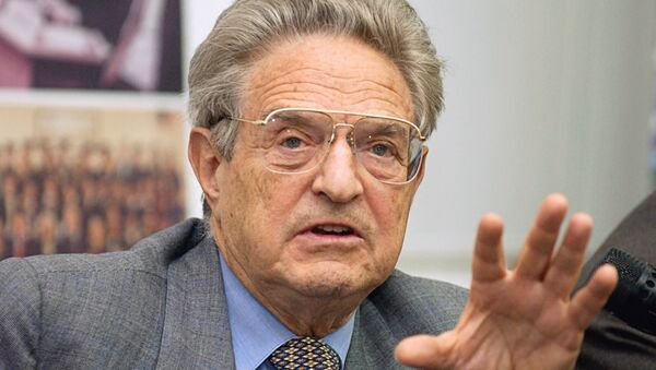 George Soros - Sputnik Italia